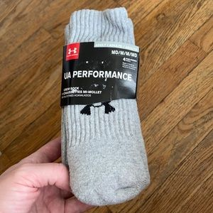 Under Armour Performance Crew Socks 4pk